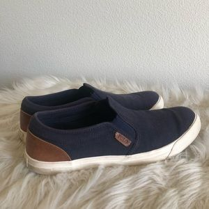 Men's Polo slip on shoes size 12 💙